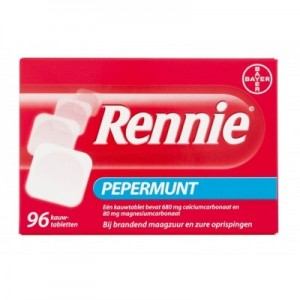 Rennie-misselijk