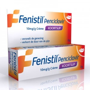 Fenistil-koortslip